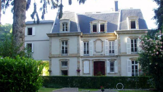 Villa Chanterive, La Bourboule