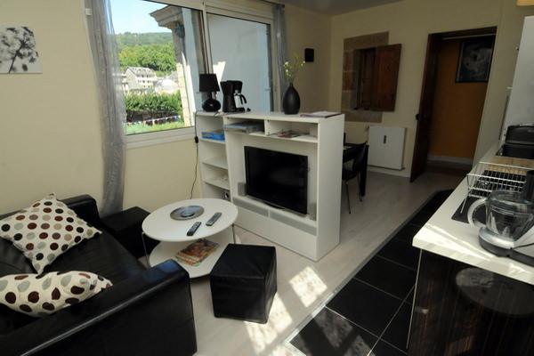 location appartement haut de gamme le moderne. Black Bedroom Furniture Sets. Home Design Ideas