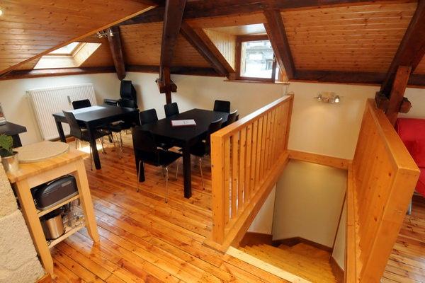 Location appartement haut de gamme le montagne for Salle a manger haut de gamme